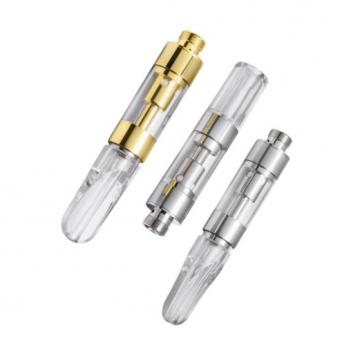 2020 best performance vape carts V22 fully ceramic tip bottom airflow 1ml cbd cartridge